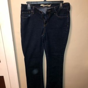 Sweetheart Old Navy Jeans - Bootcut Size 8 Long